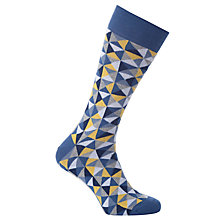 Buy Kin by John Lewis Asymmetric Socks, One Size Online at johnlewis.com