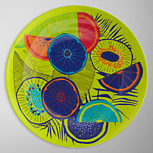 Buy John Lewis Tropicana Fruit Side Plate Online at johnlewis.com