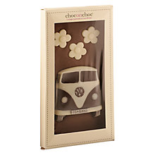 Buy Choc on Choc Camper Van Chocolate Bar, 100g Online at johnlewis.com