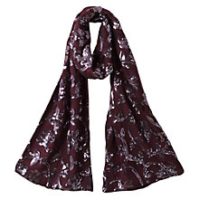 Buy East Velvet and Sequin Scarf Online at johnlewis.com