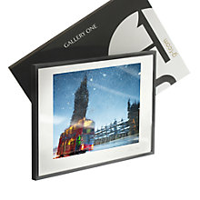 Buy Gallery One, Alex Saberi - Wet On Westminister Framed Print, A3 (29.7 x  42cm) Online at johnlewis.com