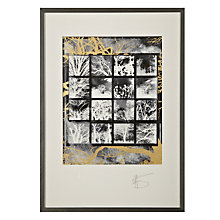 Buy Gallery One, Gregg Sedgwick - Recollections Of A Walk In The Park 02 Framed Print, A3 (42 x 29.7cm) Online at johnlewis.com