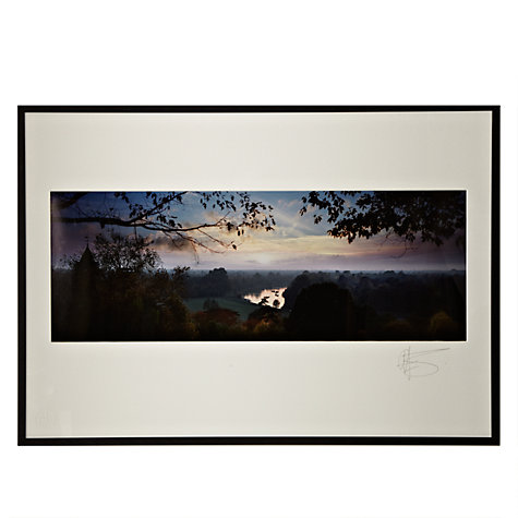 Buy Gallery One, Gregg Sedgwick - View From Richmond Hill Framed Print, A2 (42 x 59.5) Online at johnlewis.com