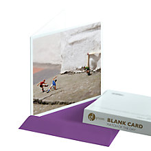 Buy Gallery One Match of the Day Greeting Card Online at johnlewis.com