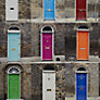 Buy Gallery One, Ben Mecklenburgh - 16 Doors Mounted Print, A2 (42 x 59.5cm) Online at johnlewis.com