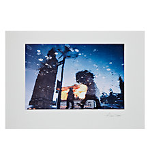 Buy Gallery One, Alex Saberi - Parliamentary Pools Photographic Mounted Print, A3 (42 x 29.7cm) Online at johnlewis.com