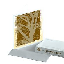 Buy Gallery One Graphic Abstract Trees 02 Greeting Card Online at johnlewis.com