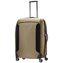 Buy Samsonite Tailor-Z 4-Wheel Large Suitcase, Dune Online at johnlewis.com