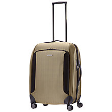 Buy Samsonite Tailor-Z 4-Wheel Medium Suitcase, Dune Online at johnlewis.com