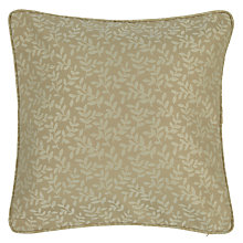 Buy John Lewis Tate Piped Cushion Cover, Natural Online at johnlewis.com