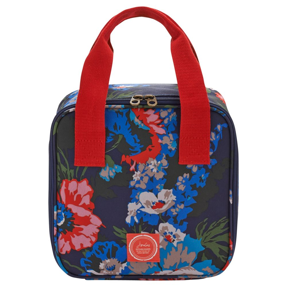 Joules Floral Personal Coolbag