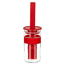 Buy Bodum Bistro Sauce Pot and Basting Brush, 0.25L Online at johnlewis.com