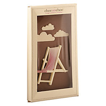 Buy Choc on Choc Deckchair Chocolate Bar, 100g Online at johnlewis.com
