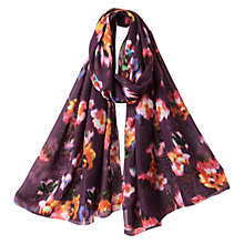 Buy East Ketana Print Scarf, Multi Online at johnlewis.com