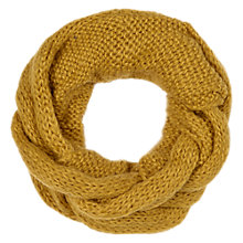 Buy Hobbs Plaited Snood Online at johnlewis.com