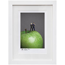 Buy Gallery One, Mr Kuu - Adam and Steve Signed Limited Edition Framed Print, 44 x 39cm Online at johnlewis.com