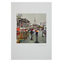 Buy Gallery One, Tom Butler - British Summer Time Mounted Print, A3 (29.7 x 42cm) Online at johnlewis.com