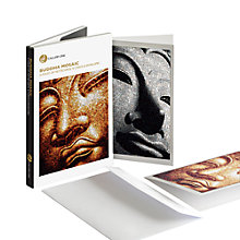 Buy Gallery One Buddhas Notecards, Folio of 8 Online at johnlewis.com