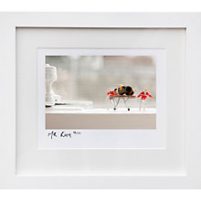 Buy Gallery One, Mr Kuu - A and Bee Signed Limited Edition Framed Print, 39 x 44cm Online at johnlewis.com