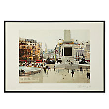 Buy Gallery One, Tom Butler - Two Lions Signed Limited Edition Framed Print, A2 (42 x 59.5cm) Online at johnlewis.com