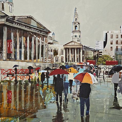 Buy Gallery One, Tom Butler - British Summer Time Signed Limited Edition Mounted Print , A2 (42 x 59.5cm) Online at johnlewis.com