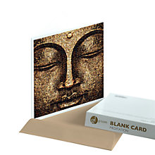 Buy Gallery One Meditation Greeting Card Online at johnlewis.com