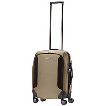 Buy Samsonite Tailor-Z 4-Wheel Cabin Suitcase, Dune Online at johnlewis.com