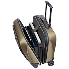 "Buy Samsonite Tailor-Z 16.4"" Laptop 2-Wheel Rolling Tote, Dune Online at johnlewis.com"