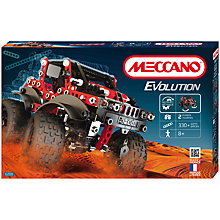 Buy Meccano Evolution 4x4 Set Online at johnlewis.com