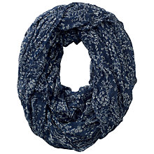 Buy Fat Face Wispy Floral Print Snood Online at johnlewis.com