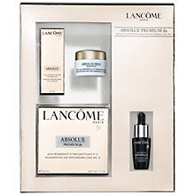 Buy Lancôme Absolue Premium ßx Skincare Gift Set Online at johnlewis.com