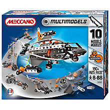 Buy Meccano 10 Model Set Online at johnlewis.com