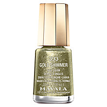 Buy MAVALA Mini Colour Glitter Nail Polish Online at johnlewis.com