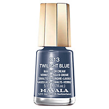 Buy MAVALA Mini Colour Nail Polish Online at johnlewis.com