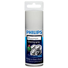 Buy Philips HQ110/02 Shaving Head Cleaning Spray Online at johnlewis.com