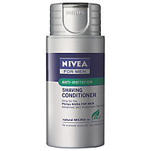 Buy Nivea For Men Shaving Conditioner for Philips Nivea For Men HS8000 Shavers Online at johnlewis.com