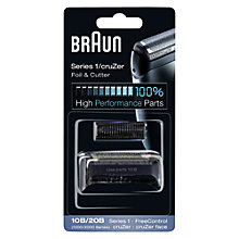 Buy Braun 10B Foil & Cutter Pack Online at johnlewis.com