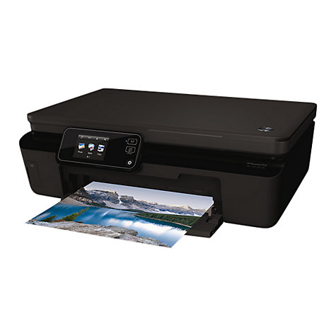 Buy HP Photosmart 5524 e-All-in-One Wireless Printer with a Complimentary HP 364 Single Black Ink Cartridge Online at johnlewis.com