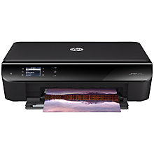 Buy HP Envy 4500 All-in-One Wireless Printer, Instant Ink Compatible with Airprint + Adobe Photoshop Elements 13, Photo Editing Software Online at johnlewis.com