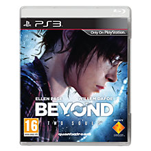 Buy BEYOND: Two Souls, PS3 Online at johnlewis.com
