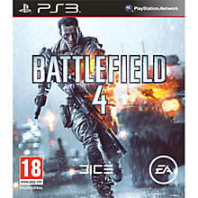 Buy Battlefield 4, PS3 Online at johnlewis.com