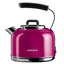 Buy Kenwood kMix Traditional Kettle Online at johnlewis.com