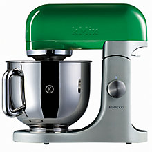 Buy Kenwood kMix KMX95 Stand Mixer, Green with FREE Kettle and Toaster Online at johnlewis.com