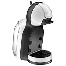 Buy Nescafe Dolce Gusto Mini Me EDG305W Coffee Machine by De'Longhi Online at johnlewis.com