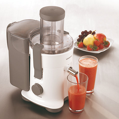 Buy Kenwood JE720 Juicer, White Online at johnlewis.com