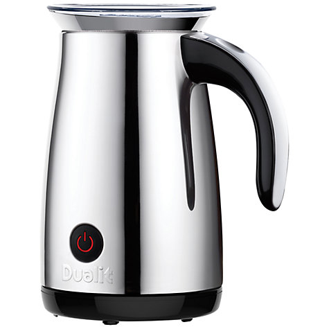 Buy Dualit 84800 Milk Frother, Chrome Online at johnlewis.com