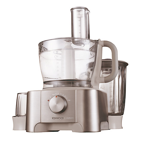 Buy Kenwood FP920 Multipro Food Processor, Silver Online at johnlewis.com