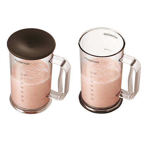 Buy Kenwood Triblade HB710 Blender, White Online at johnlewis.com
