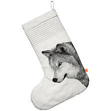 Buy By Nord Wolf Oversized Stocking Online at johnlewis.com