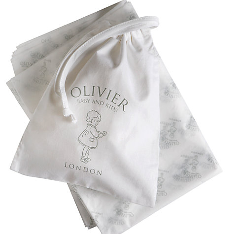 Buy Olivier Baby Cashmere Blanket, Raspberry Online at johnlewis.com